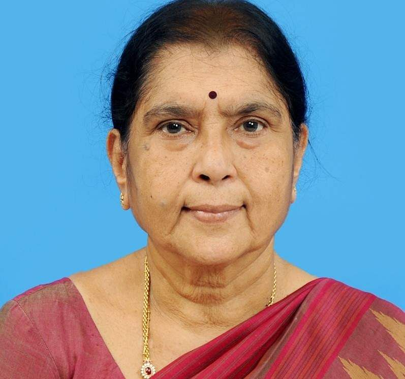 Subbulakshmi Jagadeesan defeated at Modakkurichi