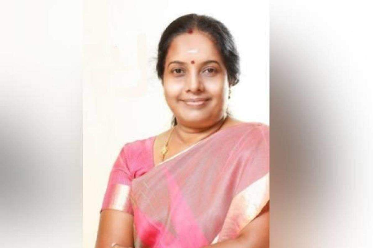 We will work for the development of the state: Vanathi