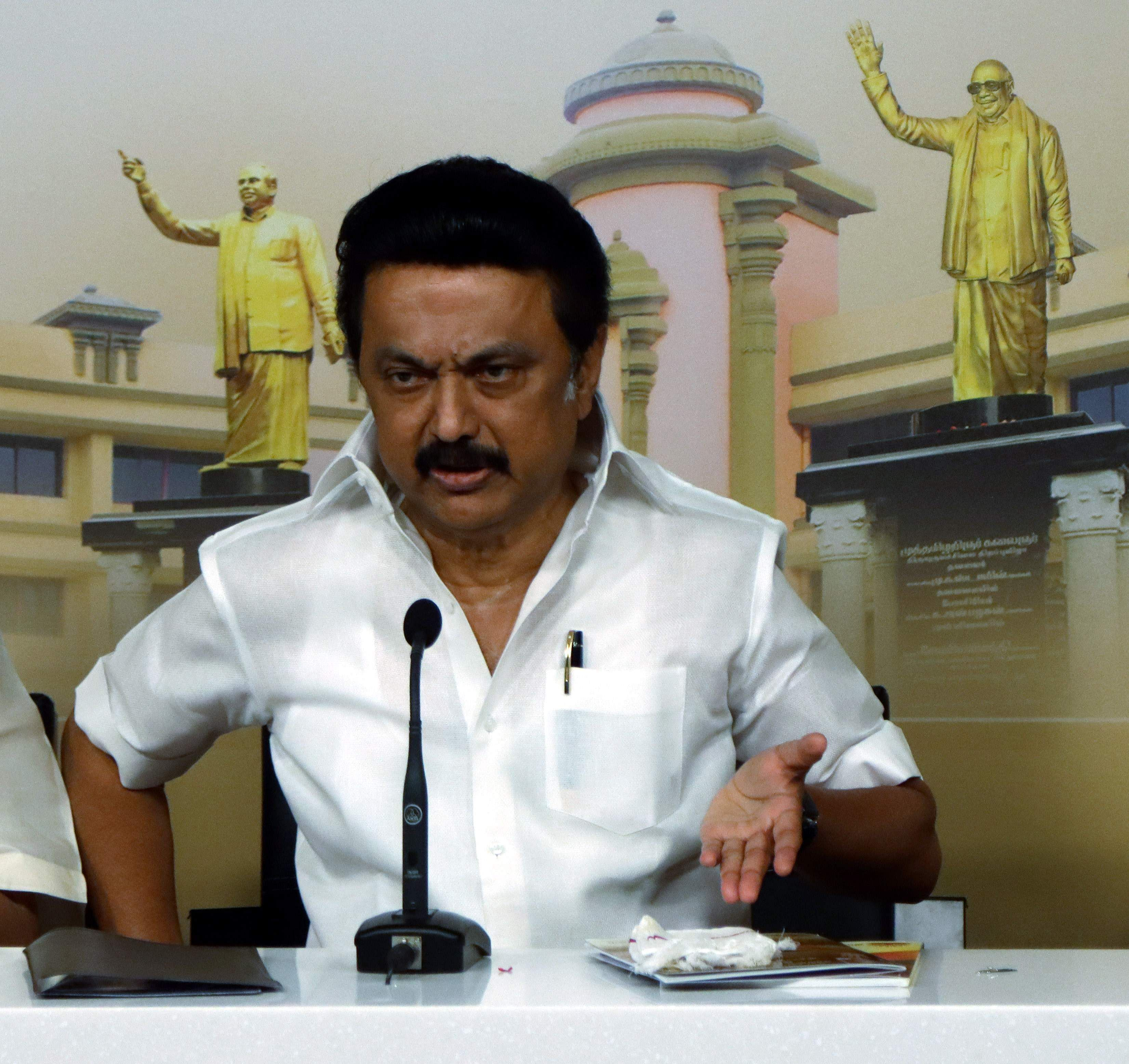 Chance of election victory: MK Stalin thanks voters
