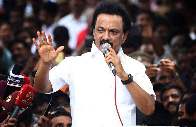 Dont fool us by just writing a letter, MK Stalin tweets