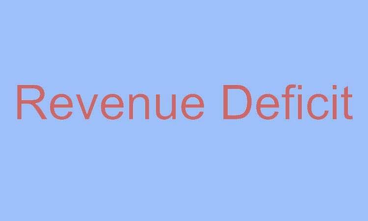 revenue-deficit