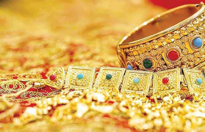 Gold again crossed Rs 36,000