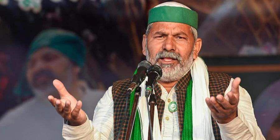 Opposition in the country is weak:Rakesh Tikait
