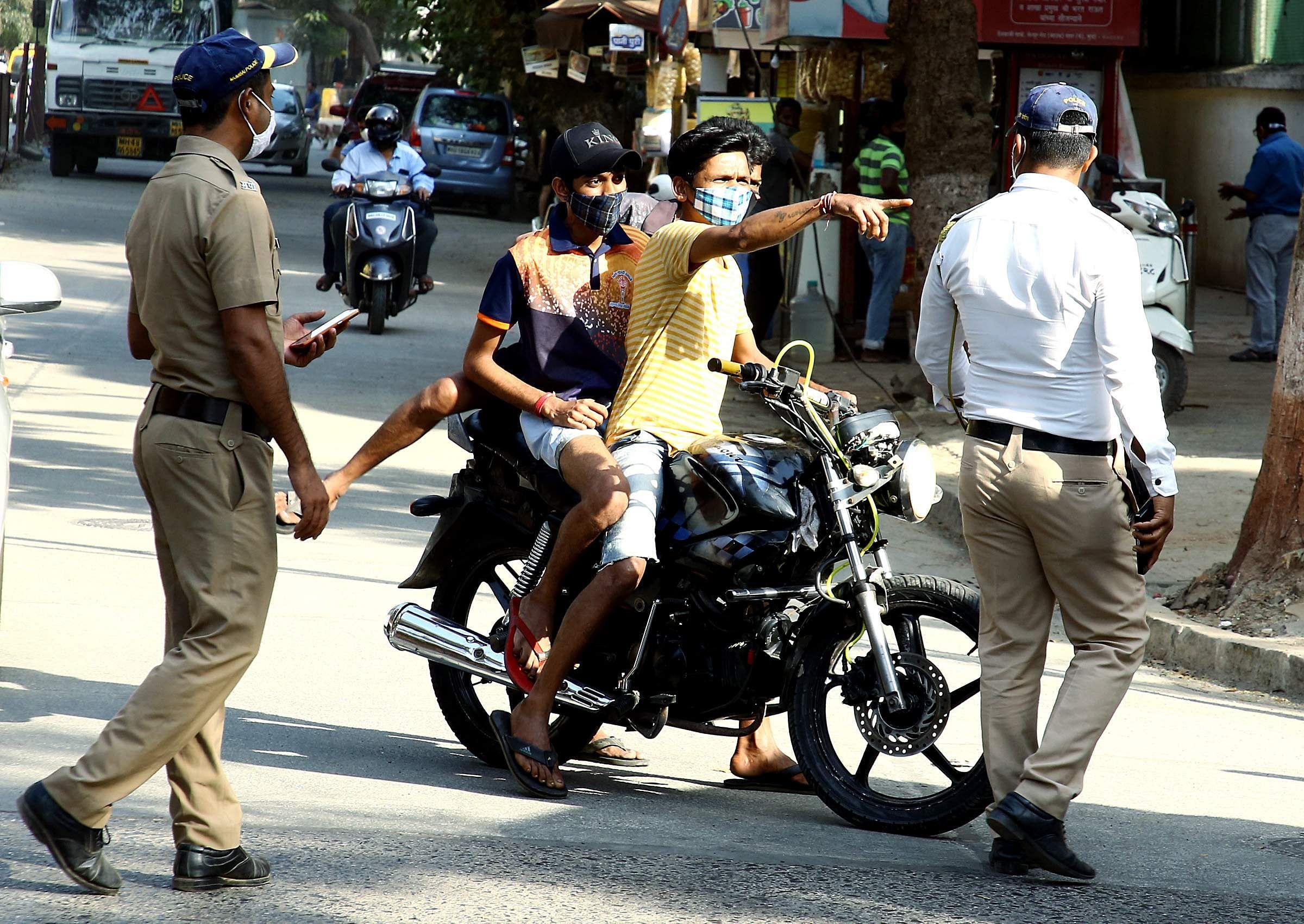 Violation: Seizure of 457 vehicles
