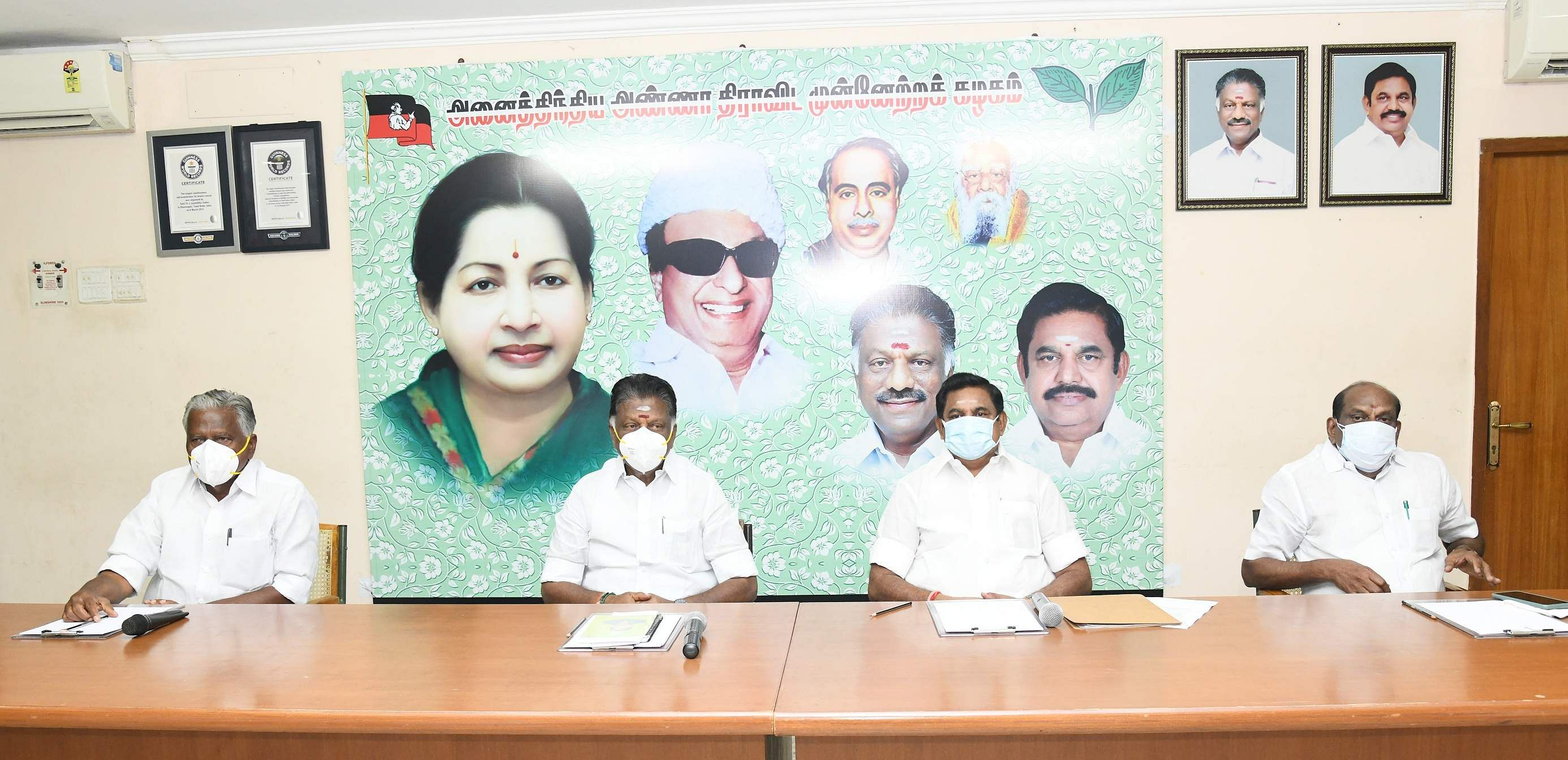 AIADMK expels 15 party functionaries who interacted with V Sasikala