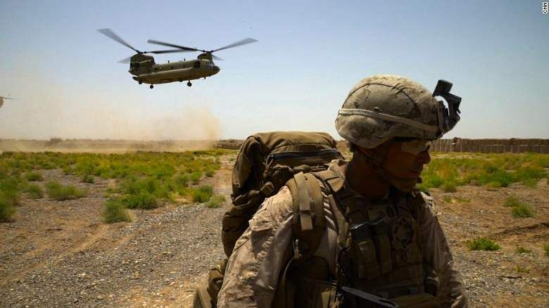 Military attack in Afghanistan: 18 killed