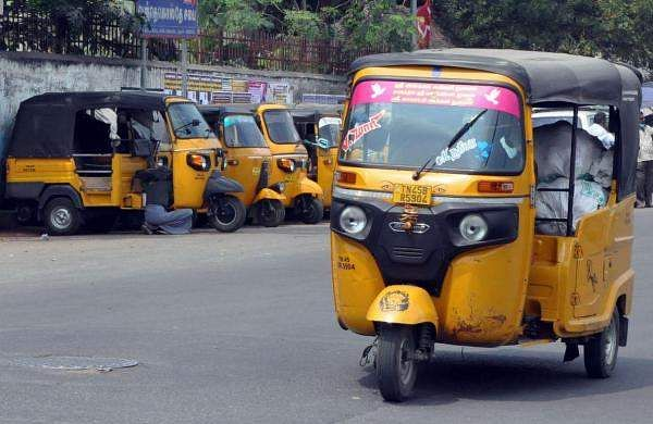 Urging to provide relief for auto drivers