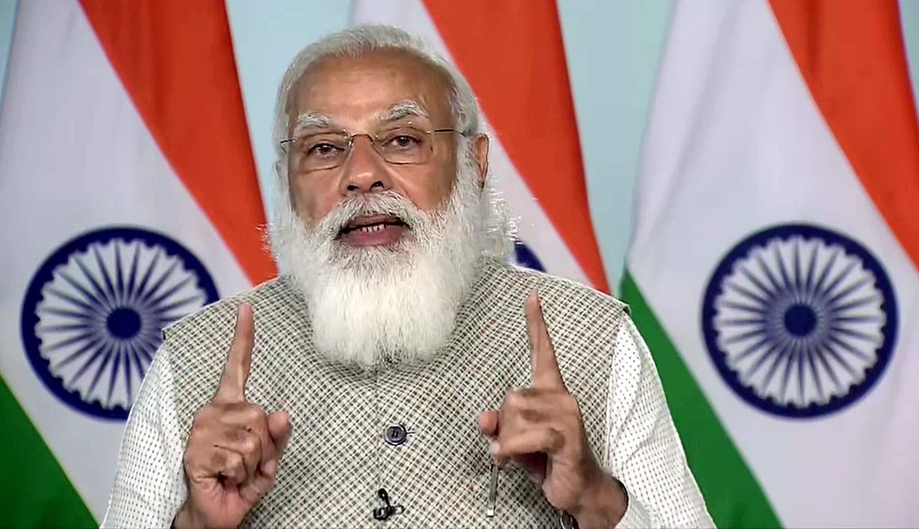 20% ethanol blended in petrol by 2025: Prime Minister Modi
