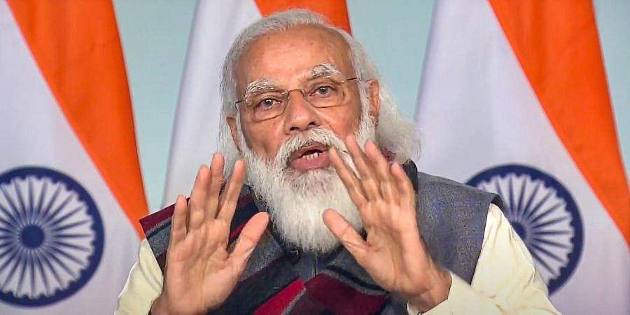 Vaccines will be provided free for states: PM Modi