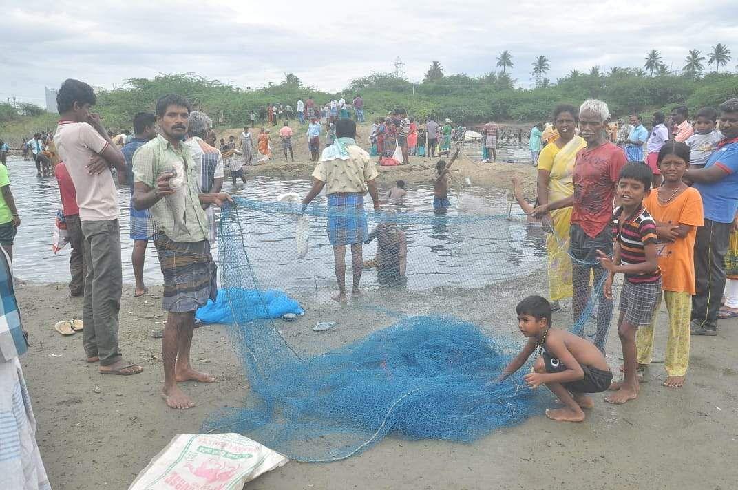 Fishing Festival near Dindigul