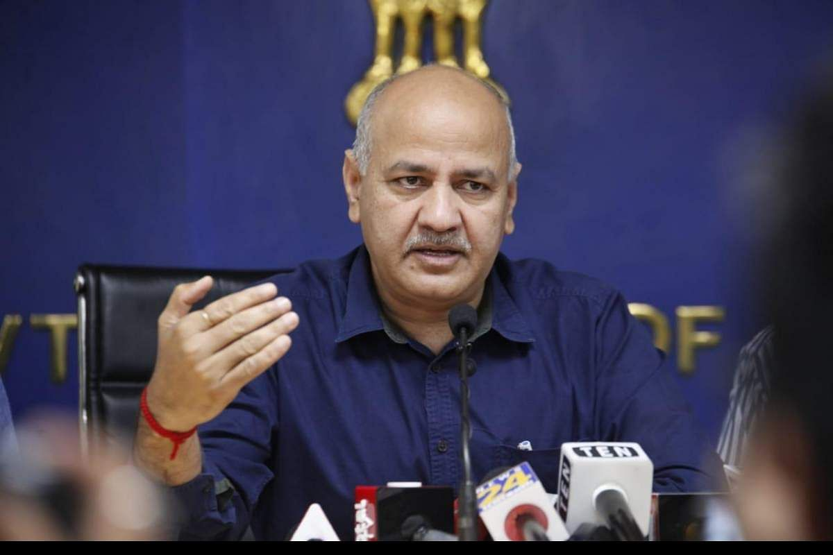 Delhi should stop holding meetings with government officials: Sisodia's letter to the Deputy Governor