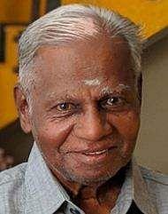 Kalamano Senior Journalist V. Ramasamy