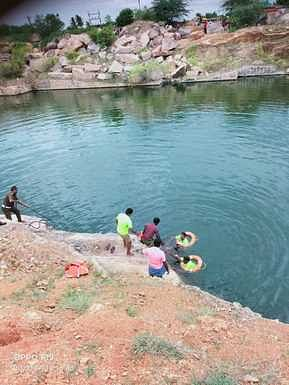 Young man drowns in puddle near Srivilliputhur